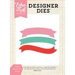 Echo Park - Designer Dies - Designer Banners Set 3
