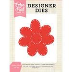 Echo Park - Designer Dies - Stitched Flower