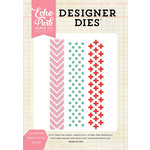 Echo Park - Designer Dies - Card Border Punch Out Set