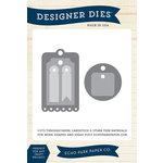 Echo Park - Designer Dies - Large - Designer Tag Set 1