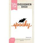 Echo Park - Halloween - Designer Dies - Spooky Bat