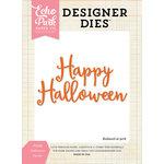 Echo Park - Designer Dies - Happy Halloween Word