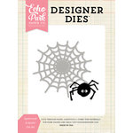 Echo Park - Halloween - Designer Dies - Spiderweb and Spider