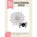 Echo Park - Halloween - Designer Dies - Spiderweb and Spider