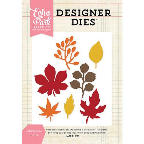 Echo Park - Designer Dies - Autumn Leaves