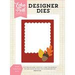 Echo Park - Designer Dies - Autumn Scallop Frame