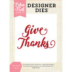 Echo Park - Designer Dies - Give Thanks Word
