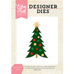 Echo Park - Christmas - Designer Dies - Decorated Tree