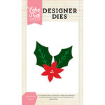 Echo Park - Christmas - Designer Dies - Floral Holly