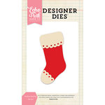 Echo Park - Christmas - Designer Dies - Scallop Stocking