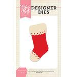 Echo Park - Christmas - Designer Dies - Scallop Stocking