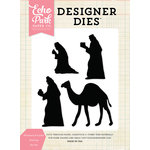 Echo Park - Christmas - Designer Dies - Wisemen and Camel Nativity