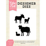 Echo Park - Christmas - Designer Dies - Stable Animals Nativity