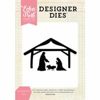 Echo Park - Christmas - Designer Dies - Holy Family Nativity