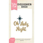 Echo Park - Christmas - Designer Dies - Oh Holy Night