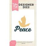 Echo Park - Christmas - Designer Dies - Dove of Peace