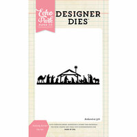 Echo Park - Christmas - Designer Dies - Nativity Border