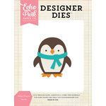 Echo Park - Designer Dies - Winter Penguin