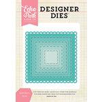 Echo Park - Designer Dies - Eyelet Square Nesting