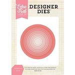 Echo Park - Designer Dies - Stitched Circle Nesting