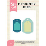 Echo Park - Designer Dies - Fancy Tags