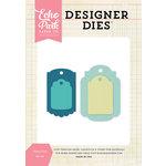 Echo Park - Designer Dies - Fancy Tags