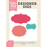 Echo Park - Designer Dies - Decorative Labels