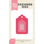 Echo Park - Designer Dies - Rounded Tag