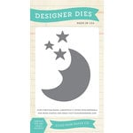 Echo Park - Creative Agenda Collection - Designer Dies - Moon and Stars