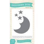 Echo Park - Creative Agenda Collection - Designer Dies - Moon and Stars