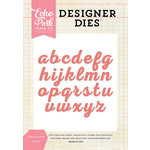 Echo Park - Designer Dies - Kate Lowercase
