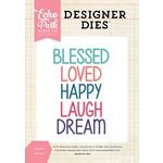 Echo Park - Designer Dies - Blessed Word