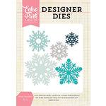 Echo Park - Designer Dies - Winter Snowflakes