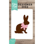 Echo Park - Celebrate Spring Collection - Designer Dies - Bunny and Bow