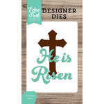 Echo Park - Celebrate Spring Collection - Designer Dies - He is Risen