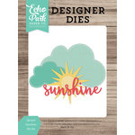 Echo Park - Celebrate Spring Collection - Designer Dies - Spread Sunshine
