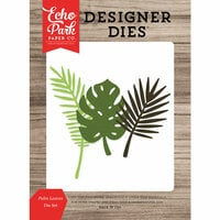 Echo Park - Summer Break Collection - Designer Dies - Palm Leaves