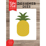 Echo Park Summer Break Stitched Pineapple Designer Dies