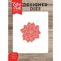 Echo Park - Summer Break Collection - Designer Dies - Layered Flower 4