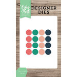 Echo Park - Party Time Collection - Designer Dies - Circle Confetti