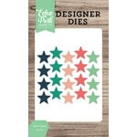Echo Park - Party Time Collection - Designer Dies - Star Confetti