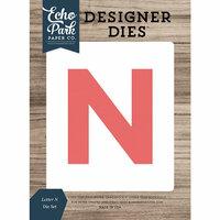 Echo Park - Designer Dies - Letter N