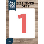 Echo Park - Designer Dies - Number 1