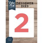Echo Park - Designer Dies - Number 2