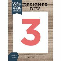 Echo Park - Designer Dies - Number 3