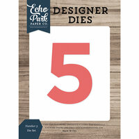 Echo Park - Designer Dies - Number 5