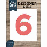 Echo Park - Designer Dies - Number 6