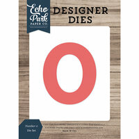 Echo Park - Designer Dies - Number 0