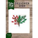 Echo Park - Christmas Cheer Collection - Designer Dies - Jolly Branch Trio