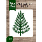 Echo Park - Christmas Cheer Collection - Designer Dies - Pine Tree